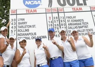 Una colombiana es campeona nacional del Golf NCAA