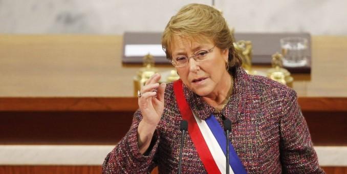 Bachelet empieza hoy en Sudáfrica su primera gira africana