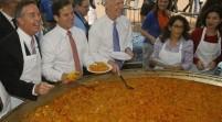 Gobernador de Florida corteja a los hispanos