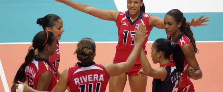 El Voleibol de RD se lleva el oro en Panam Invicta