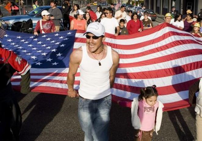EEUU: Algunos inmigrantes no buscan la ciudadanía