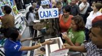 La comida reemplaza a las tablets en los envíos de venezolanos desde Florida