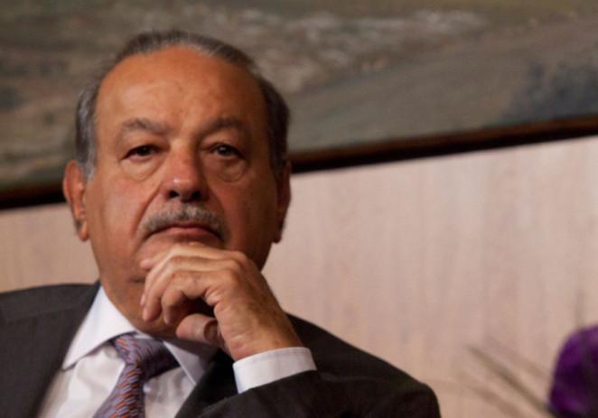 Slim pide mayor financiamiento a empresas hispanas