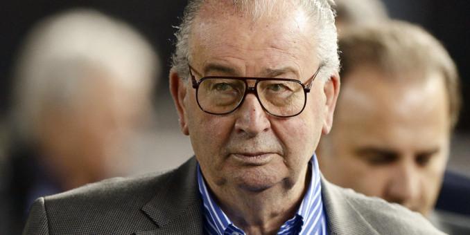 Murió Grondona, histórico jefe del fútbol argentino y vice de la FIFA