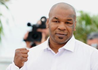 Tyson estudia colaborar en película sobre su vida