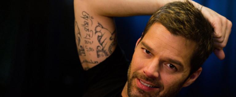 Ricky Martin dejaría que sus hijos se tatúen