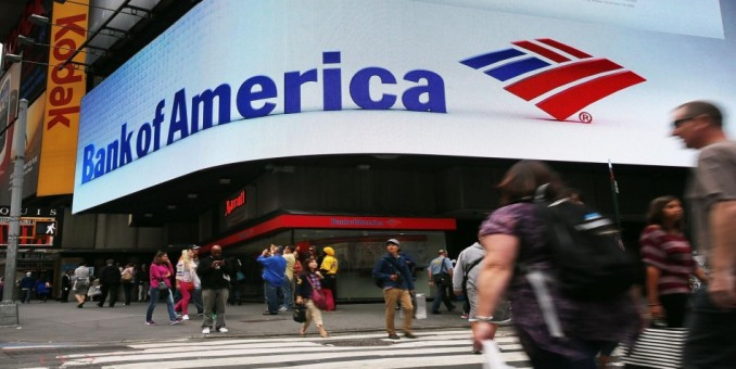 El beneficio semestral de Bank of America se dispara a 8.677 millones