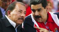 Ortega encabeza con Maduro festejo por revolución sandinista en Nicaragua