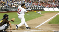 Brillan Barrera y Gutierrez en el College Home Run Derby 2014