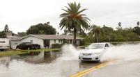 Costa Florida en alerta por aviso tormenta tropical