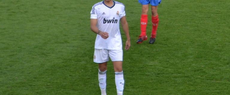 Dominicano debuta con el Real Madrid