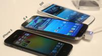 Cuáles son los tres smartphones más potentes del momento