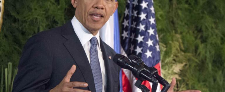 """Obama: posición republicana es """"suicidio"""" político"""