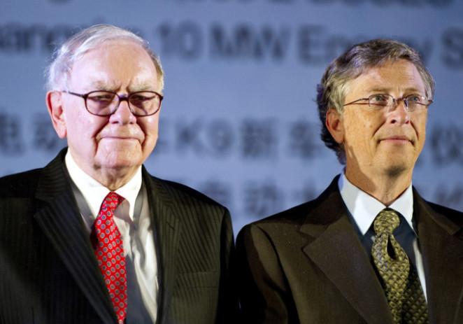 """Padres ricos, hijos """"pobres"""": los millonarios donan su fortuna"""