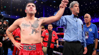 Diego Chaves perdió por descalificación ante Brandon Ríos