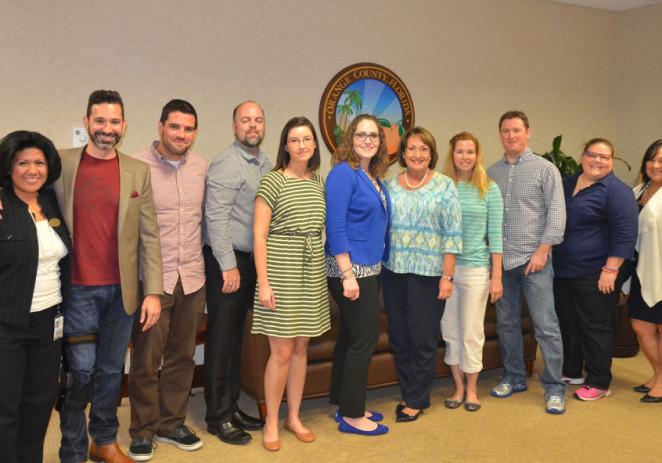 Nuevo comité de Tecnología y Redes Sociales del Condado de Orange