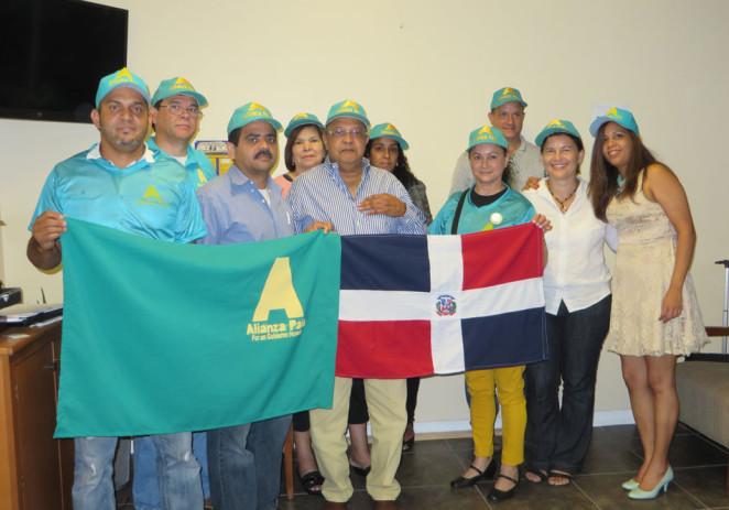 Alianza País lanza proyecto CAMILA en Orlando