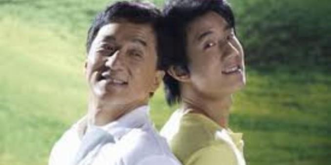 Detienen a hijo de Jackie Chan por drogas en China
