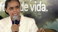 La candidata ecologista, segunda en sondeos para presidenciales de Brasil