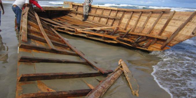 Dominicana: descartan más víctimas de naufragio