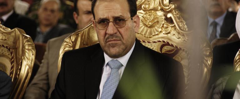"""Maliki: La designación de Abadi como primer ministro """"no tiene valor"""""""