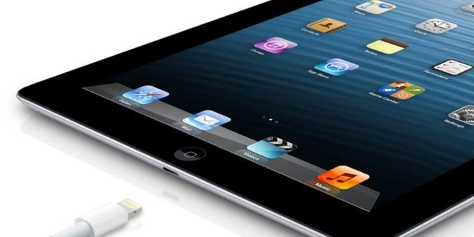 Apple planea lanzar iPad más grande en 2015