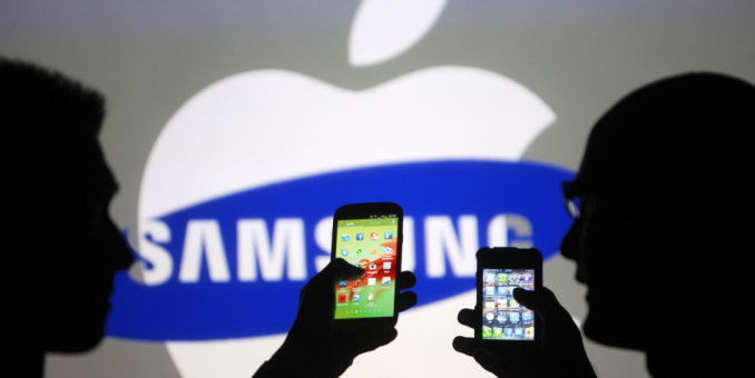 Samsung y Apple hacen las paces, menos en EEUU