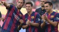 El Barcelona aplasta al León