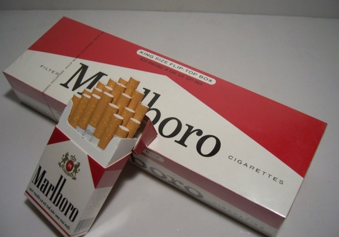 Los cigarrillos aumentarán un 17%