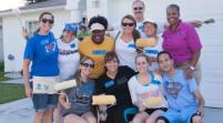 El Condado de Orange Unido por el Proyecto Verano de Servicio 2014
