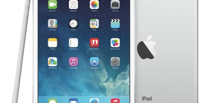 Pantalla del iPad Air 2 tendría cubierta antirreflejante