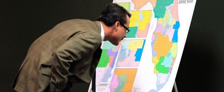 Legislatura de Florida aprueba nuevo mapa electoral