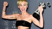Beyonce y Miley Cyrus brillan en los Premios MTV