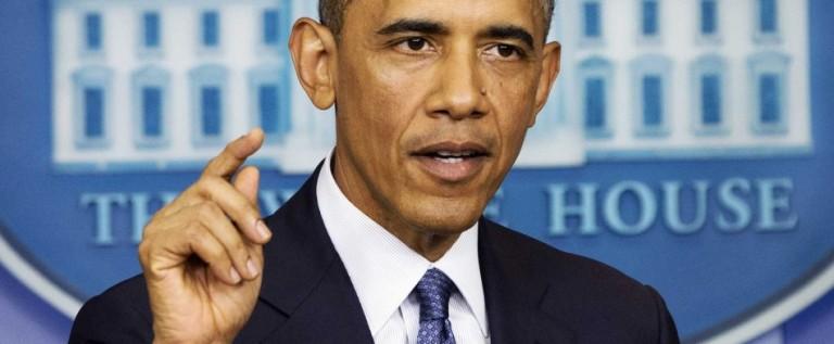 Obama culpa a Rusia por violencia en Ucrania