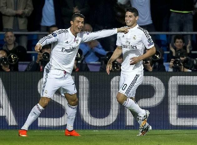 Real Madrid conquista la Supercopa de Europa con doblete de Ronaldo