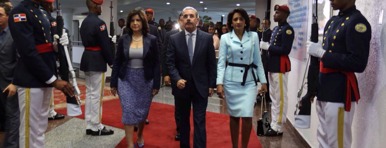 Presidente Dominicano parte a Nueva York