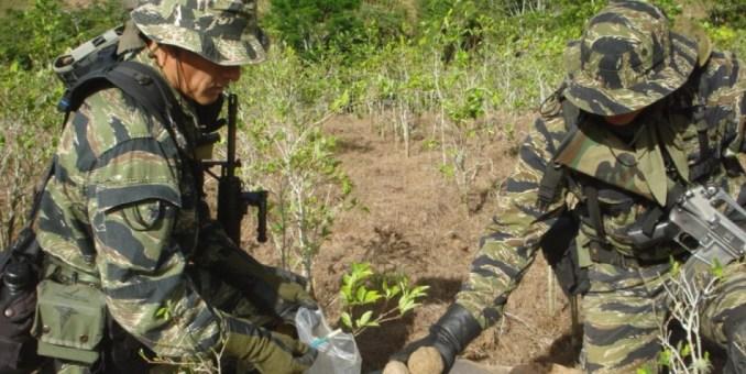 EE.UU. afirma que Venezuela y Bolivia no cumplen sus compromisos antidrogas