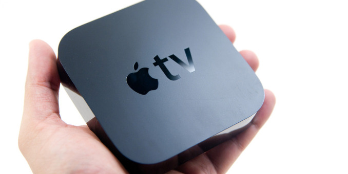 Apple está trabajando en la renovación del Apple TV