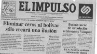 Falta de papel sacaría de circulación a diario venezolano