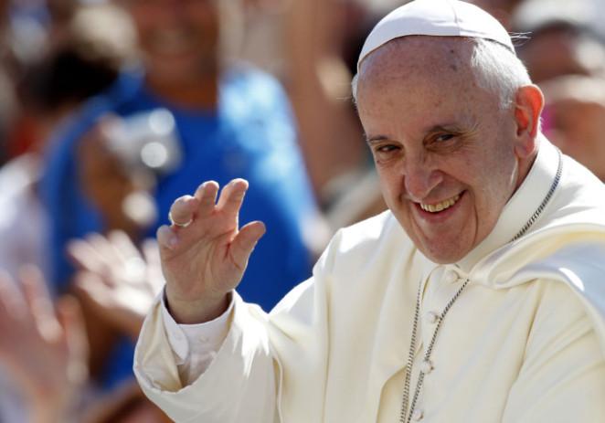 El Papa confirma que viajará a EEUU en septiembre de 2015