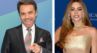 Eugenio Derbez y Sofía Vergara encabezan poder latino en Hollywood