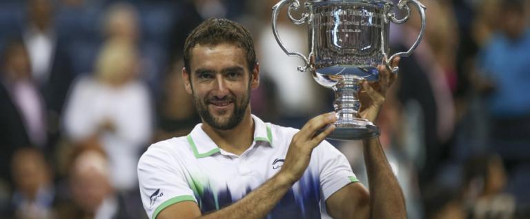 El croata Marin Cilic vence al japonés Nishikori y logra el US Open de 2014