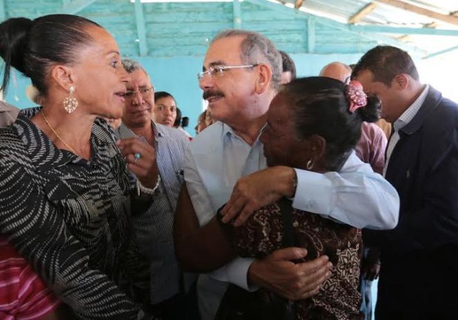 """Rodríguez Márchena: """"Políticas de Danilo Medina Sánchez se fundan en amor al prójimo"""
