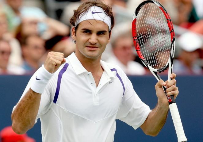 Federer y Berdych aplastantes, Monfils impresionante y Peng Shuai emocionada en el US Open