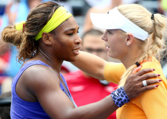 Serena Williams jugará contra Wozniacki la final femenina del US Open