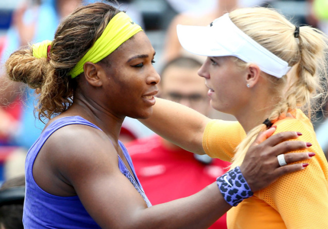 Serena Williams jugará contra Wozniacki la final femenina del US Open