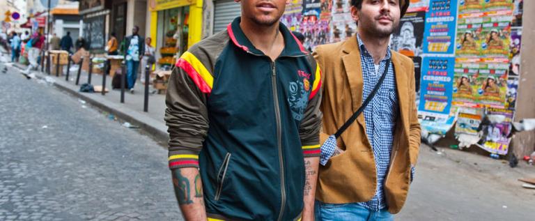 Visitante y Calle 13 encabezan nominados en los Latin Grammy