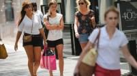 El gasto de los consumidores en EE.UU. repunta un 0,5 % en agosto