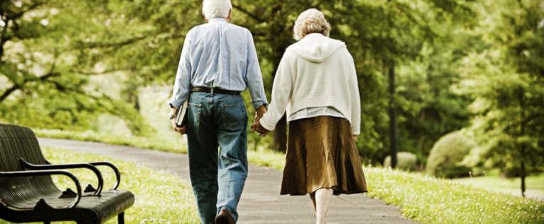 La expectativa de vida global sigue creciendo