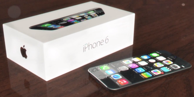 Apple vende 10 millones de iPhone 6 y 6 Plus